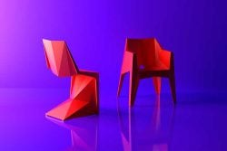 CHAISE VERTEX Design by Karim Rashid