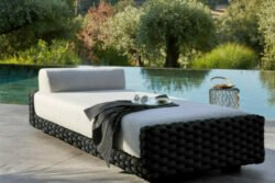 Chaise Longue bed Riviera by Sifas
