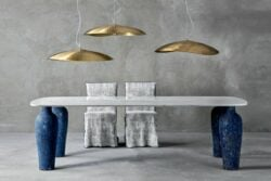 Suspension Brass by Gervasoni